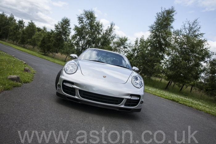 2006 911 (997) Turbo 4 Tiptronic
