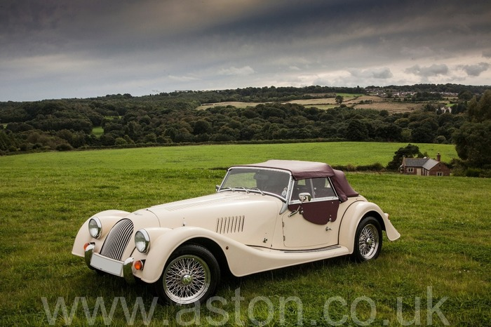 2010 Morgan Plus 4