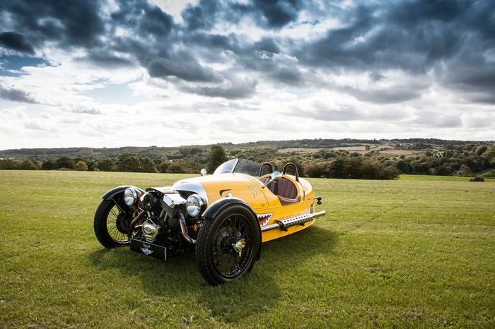 2015 Morgan 3 Wheeler (M3W)