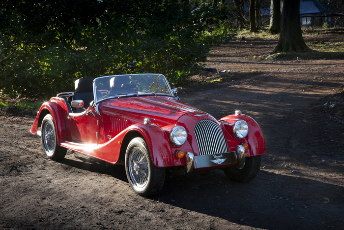 2002 Morgan 4/4 - Narrow Body (1.8)