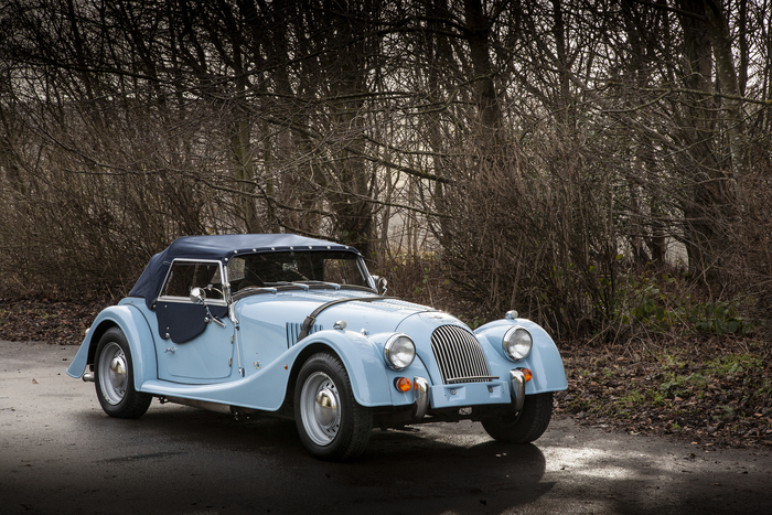 2006 Morgan 4/4 70th Anniversary Model