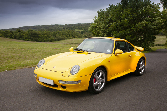 1997 Porsche 993 Twin Turbo X50 (430BHP)