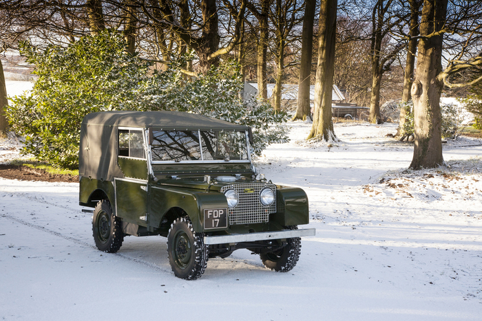 "1950 Land Rover Series 1 80"" outstanding World Class Restoration.1"