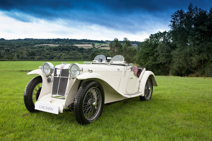 1934 MG L-Type - Returned to Owner