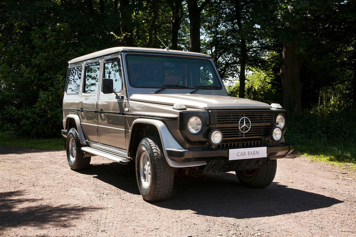 1990 Mercedes Benz 300 GD (G-Wagon)