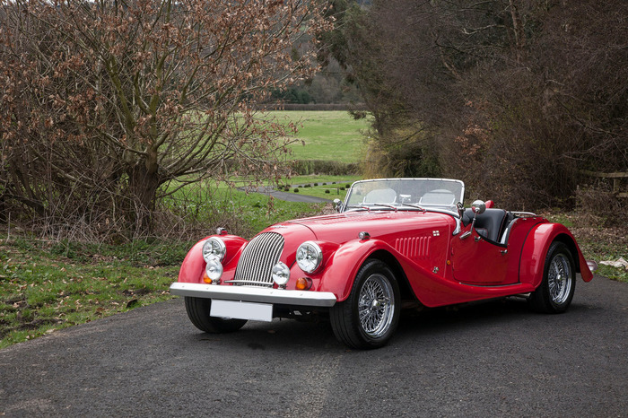 1993 Morgan Plus 4