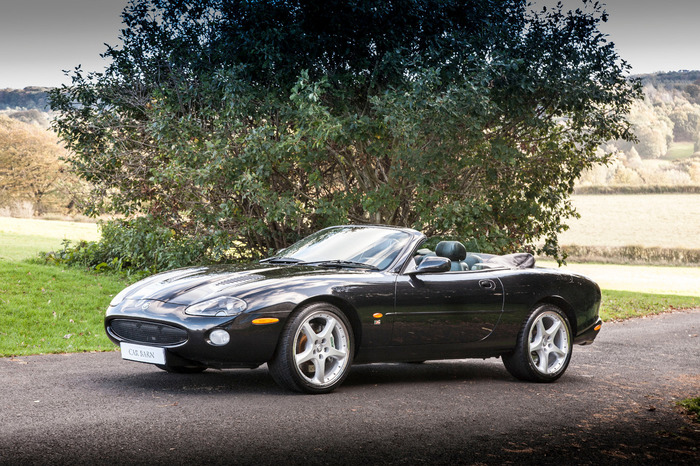 2003 Jaguar XK-R Convertible